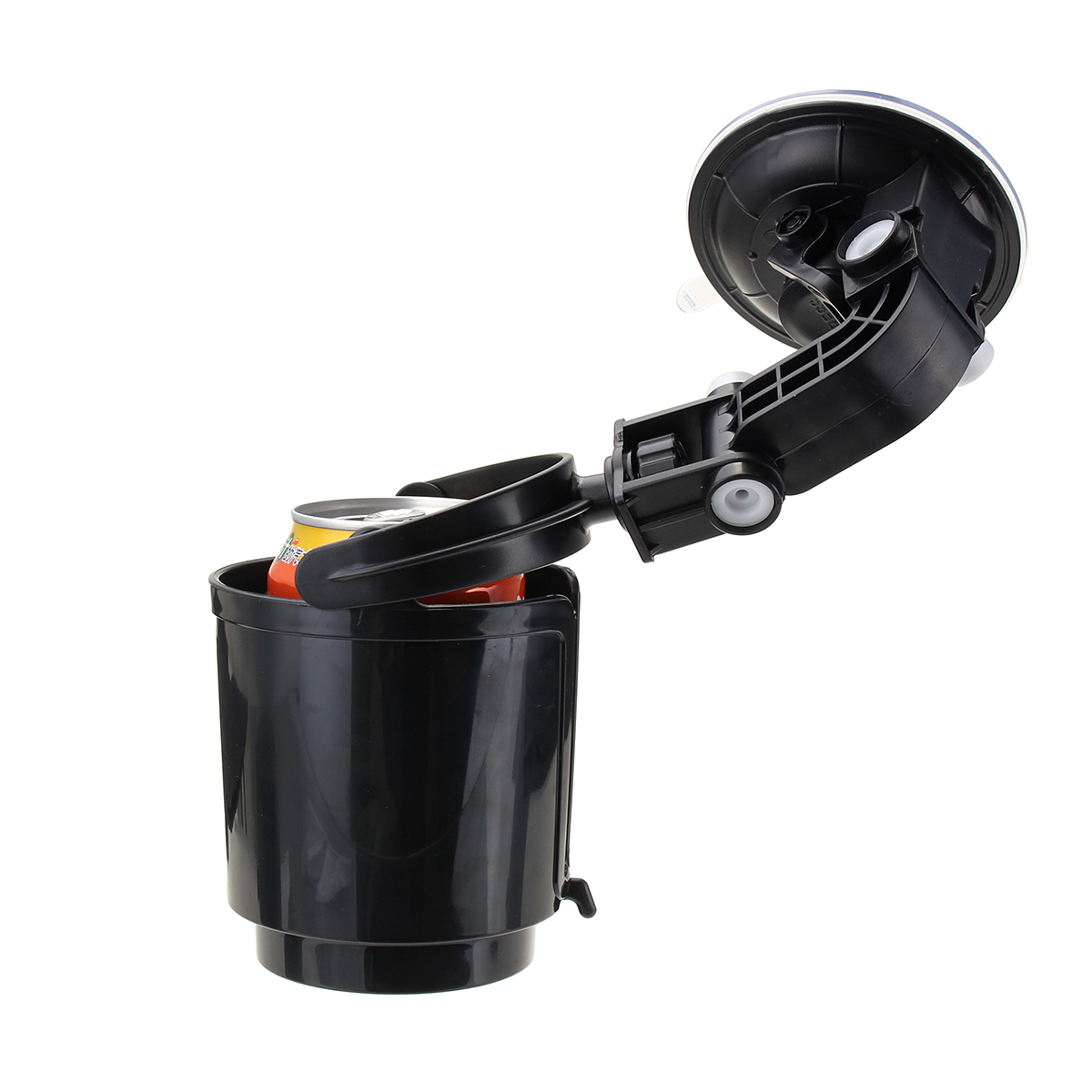 Car Auto Window Adjustable Suction Drink Beverage Black Car Cup Holder Stand Mount