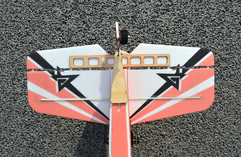 KEYI-UAV Hero 2.4G 4CH 1000mm PP Trainer RC Airplane RTF With Self-stability Flight Control - Photo: 11