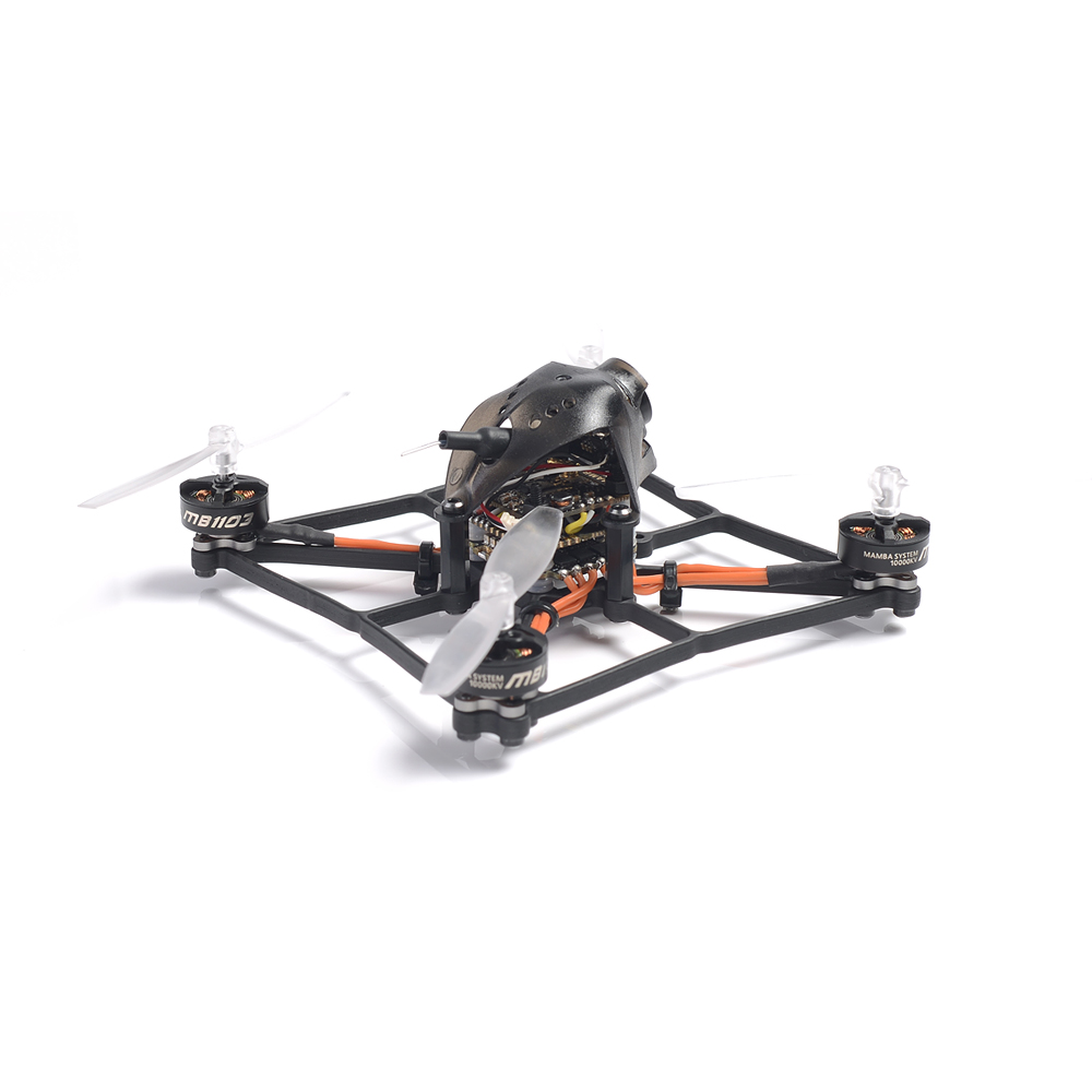 Diatone GTB229 105mm 2.5Inch 2S 8500KV/1000KV KababFPV Joint Design PNP FPV Racing RC Drone - Photo: 3