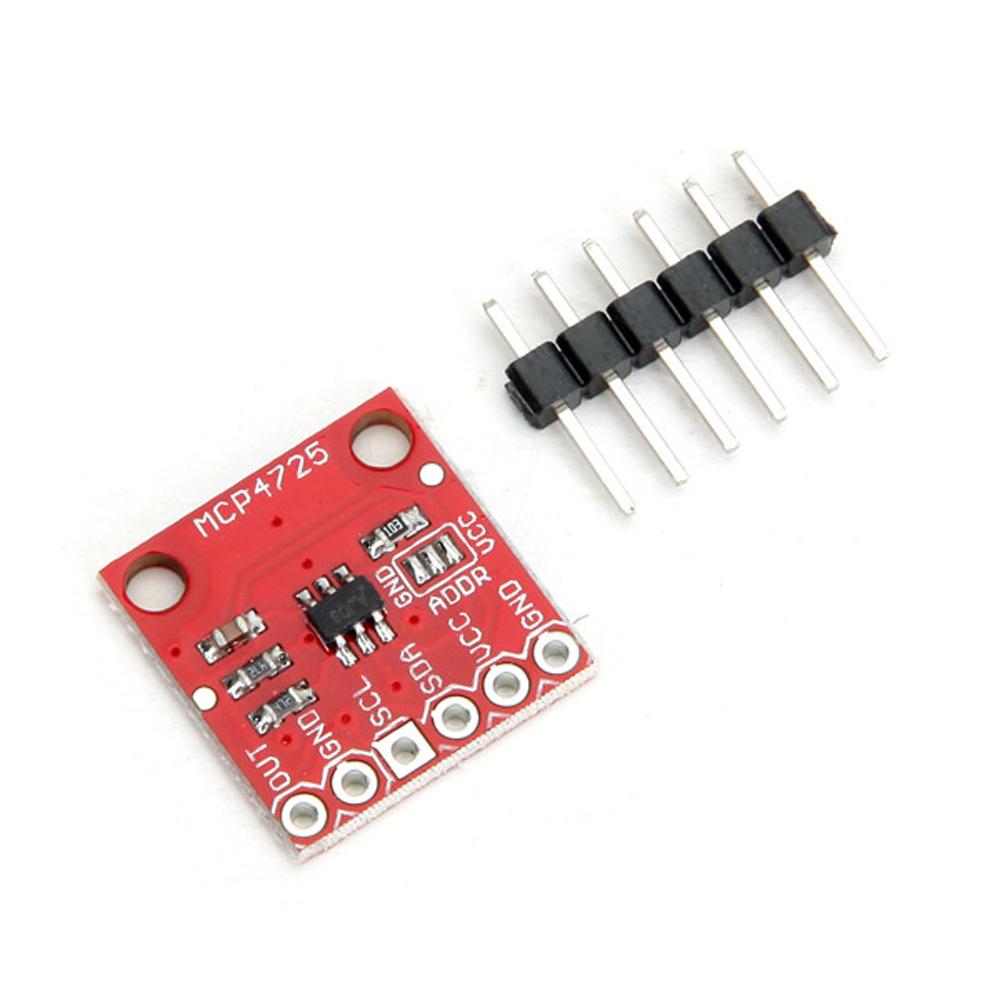 50pcs CJMCU-MCP4725 I2C DAC Breakout Development Board Module