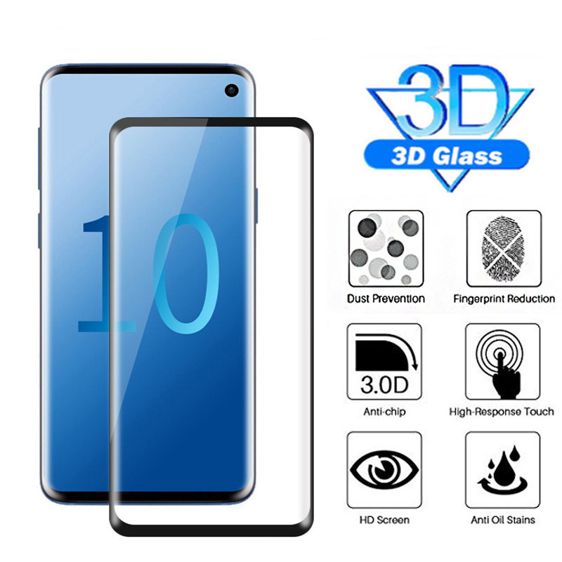 Bakeey 3D Full Coverage Anti-explosion Tempered Glass Screen Protector For Samsung Galaxy S10e