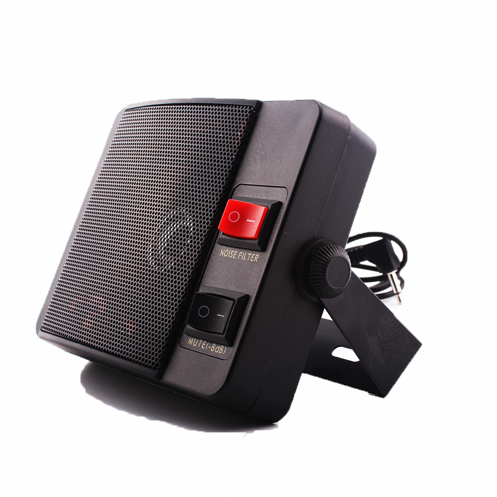 Car Radio External Audio TS750 Car External Speaker Intercom
