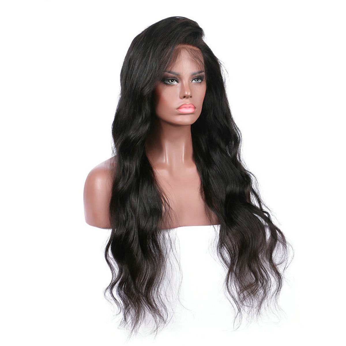 26 inch Black Women Curly Wig