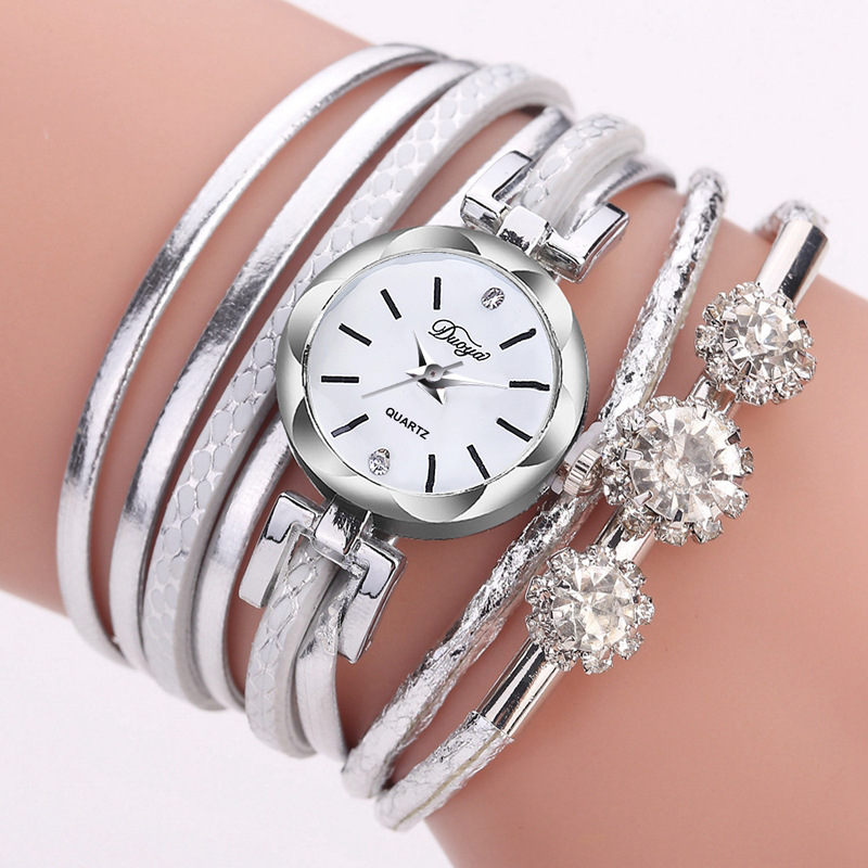 Duoya Luxury Women Quartz Watch