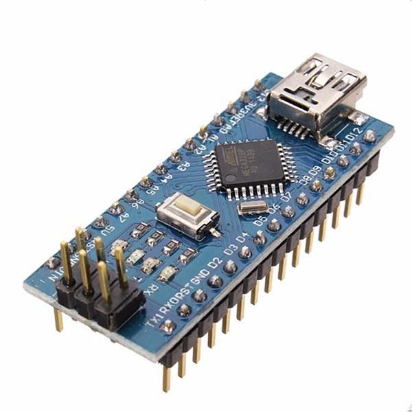 5Pcs Geekcreit® ATmega328P Nano V3 Control Module Compatible Arduino Improved Version