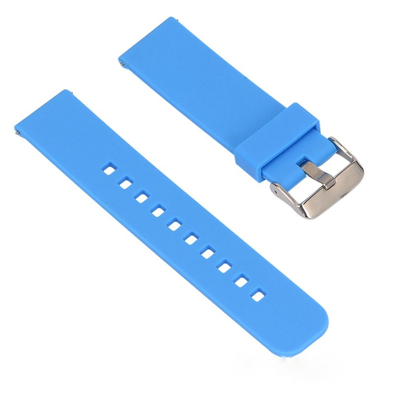 Soft Replacement Sport Watch Wrist Band Strap For Samsung