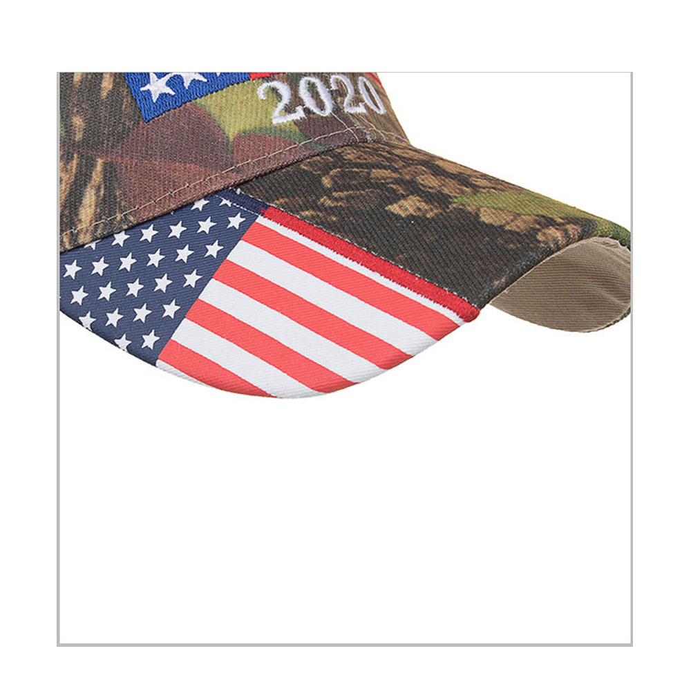 Trump Hat 2020 Keep America Great Camo MAGA Cap