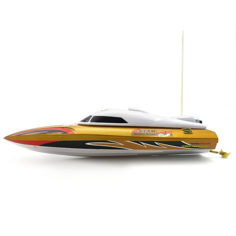 Flytec HQ5010 1/18 27MHZ 40MHZ Infrared Rc Boat Electric Speedboat Without Battery Toy