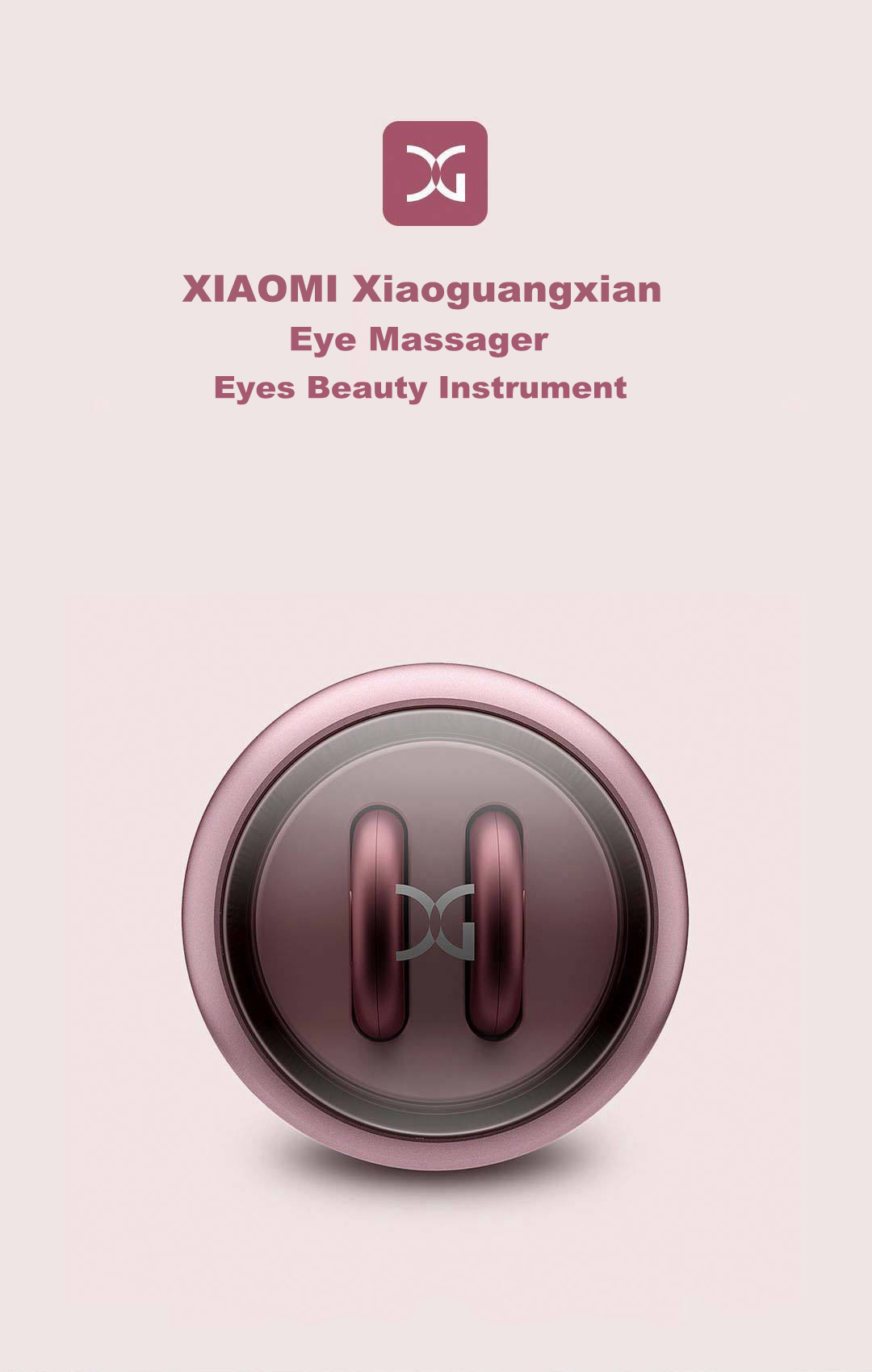Xiaoguangxian Anti Wrinkle Eye Massager Eyes Beauty