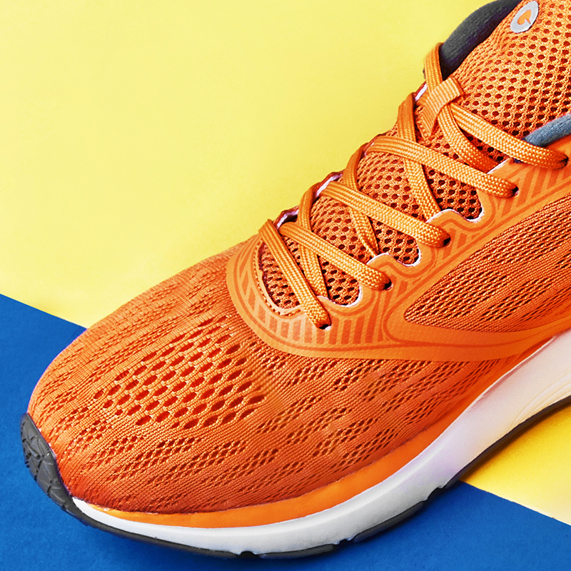 Xiaomi Amazfit Men Outdoor Light Shock-absorbing Smart Chip High Elasticity Sneakers Running Shoes