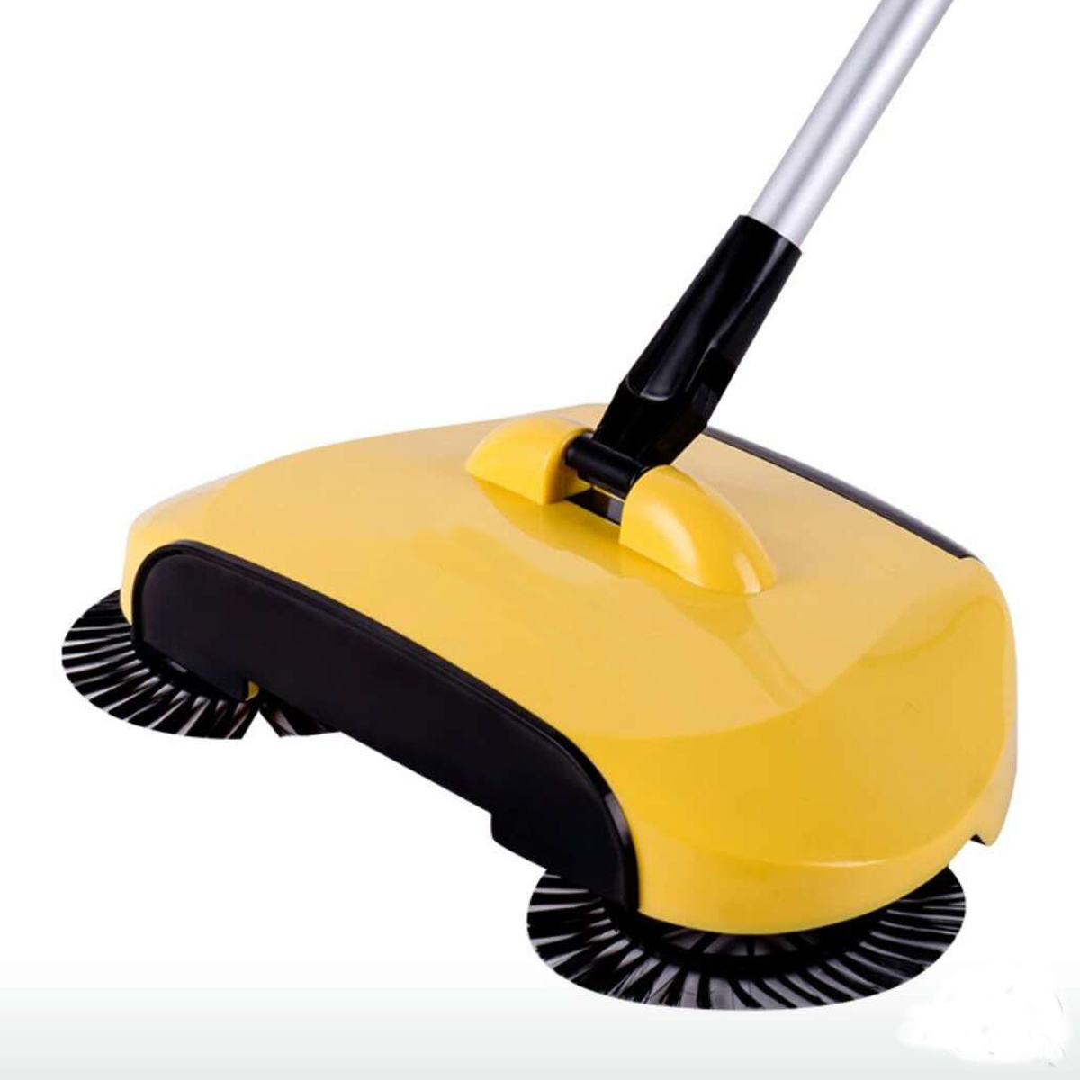 Brooms Amp Mops Spin Hand Push Broom Sweeper Household