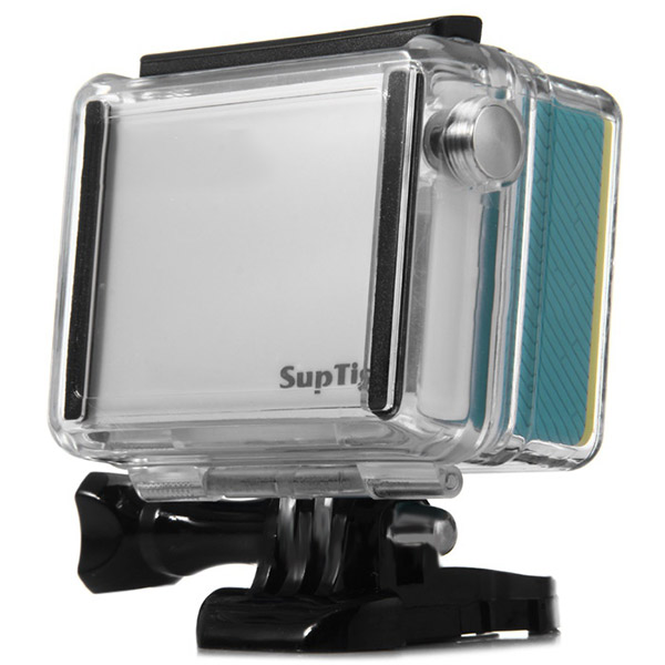 Waterproof Case Lcd Display Backup Battery Accessories Set for Xiaomi Yi Soprts Camera