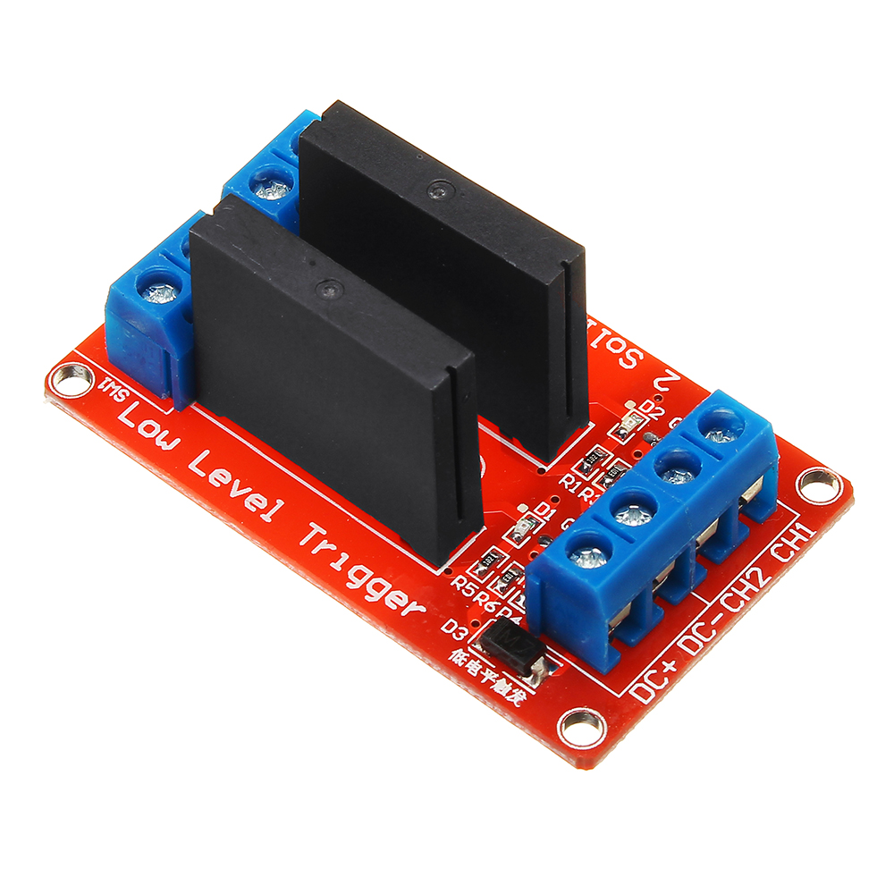 Two way Solid State Relay Module For Arduino