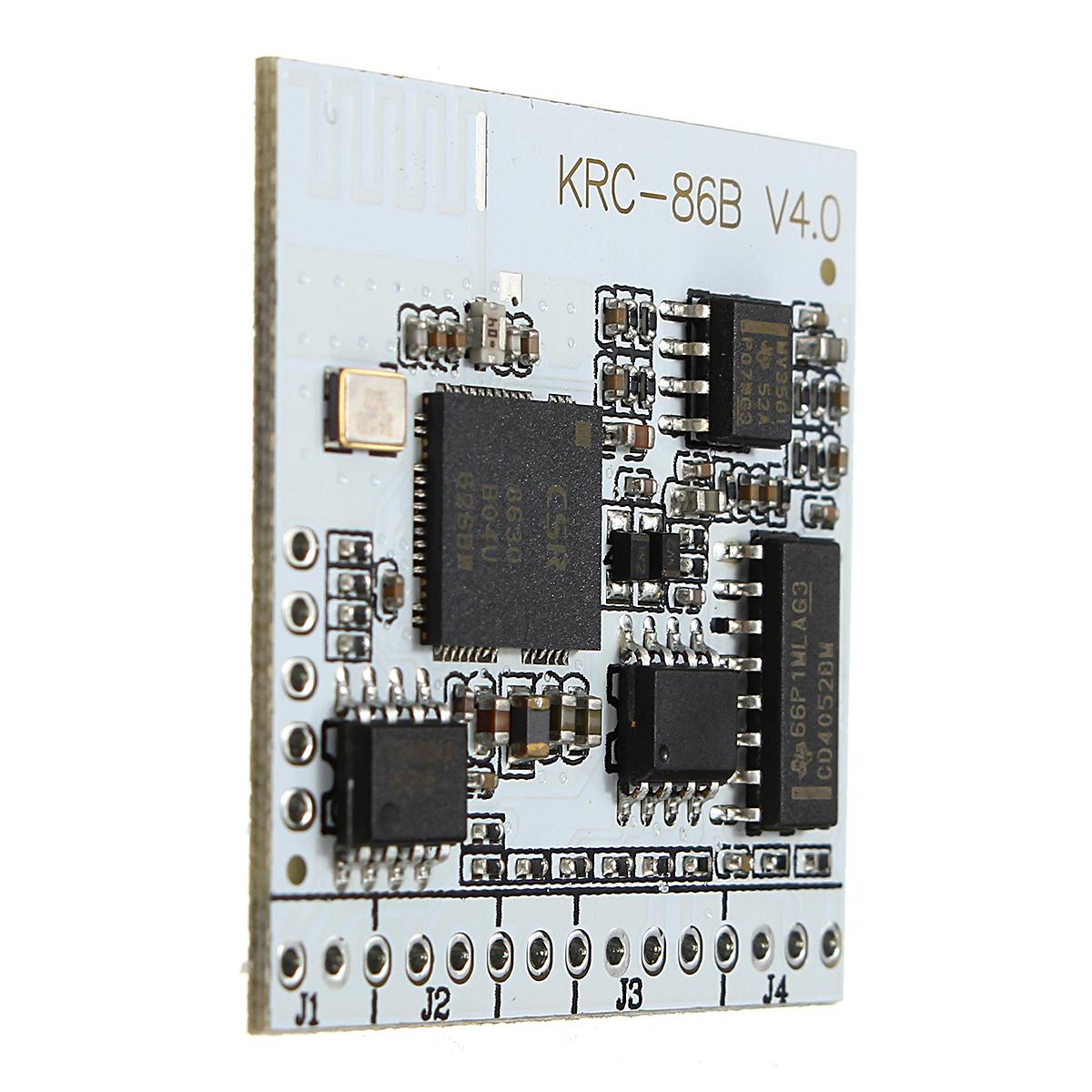 KRC-86B CSR8630 bluetooth 4.0 Stereo Audio Receiver Module Board A2DP AVRCP