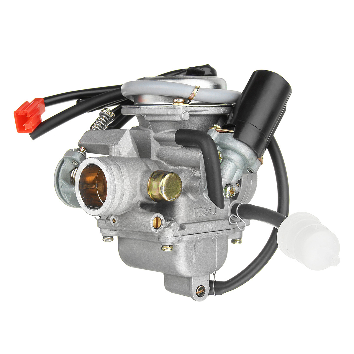 New 50cc Scooter Moped Gy6 Carburetor Carb Sunl Roketa Manual Guide