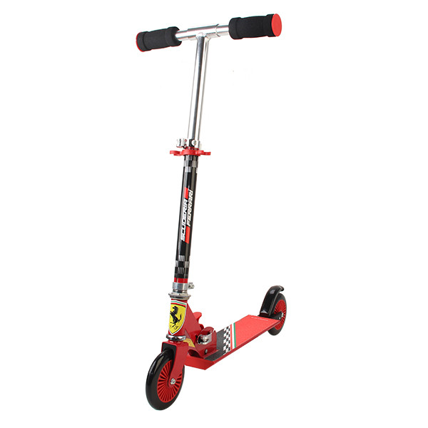 Ferrari FXK30 Two Wheel Scooter Kids Adjustable Anti-sl
