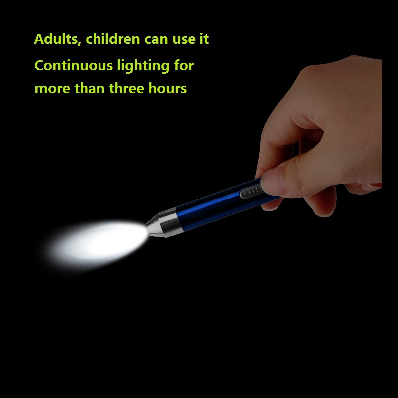 Y.F.M® 3 Colors USB Baby Adult Flashlight Ear Pick