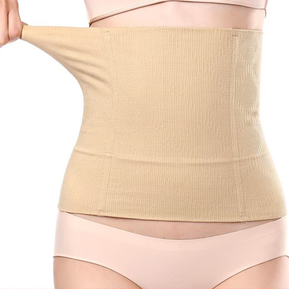 High Waist Seamless Body Shaping Plastic Shapewear