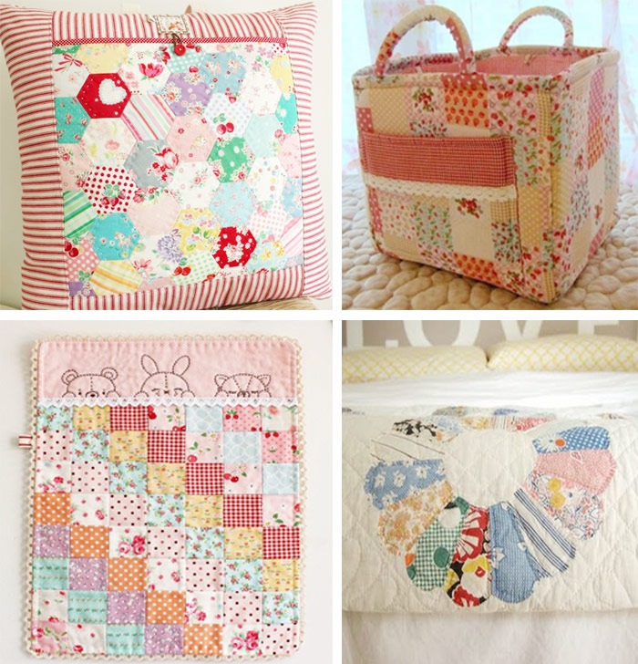 6pcs 50x50cm Cotton Mixed Color Sewing Fabric Dolls Purse Handwork DIY Patchwork Cloths