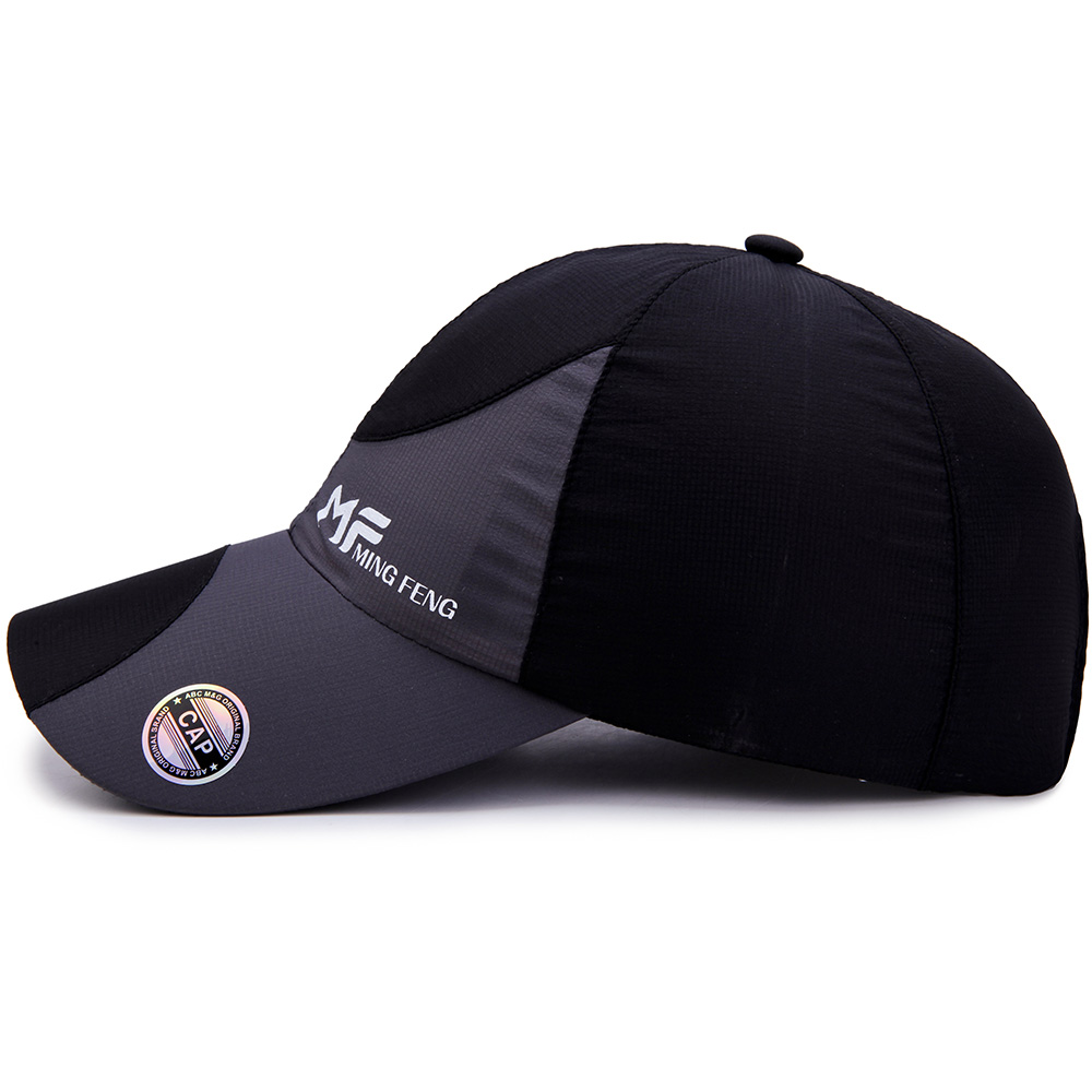 Men Outdoor UV Protection Quick-Drying Baseball Cap