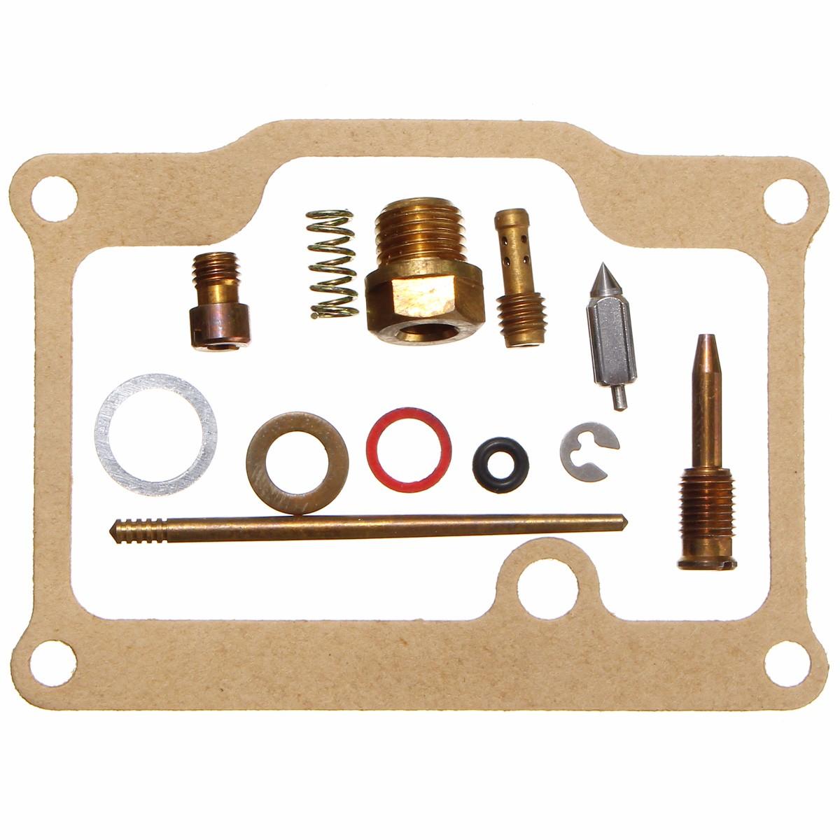 Carburetor Gasket Carb Repair Rebuild Kit For Suzuki GT380 1974-1977