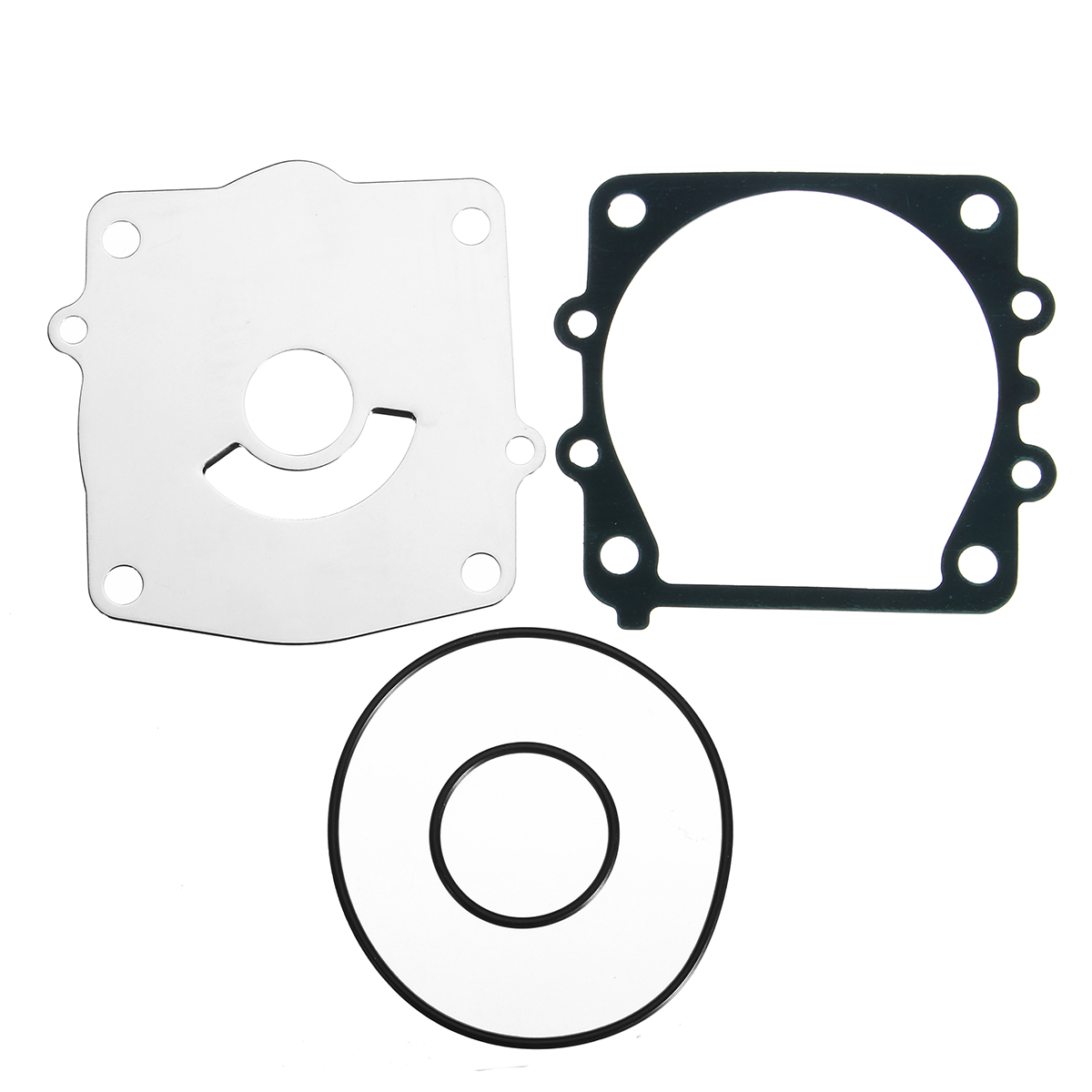 Marine Boat Outboard Water Pump Impeller Repair Kit For Yamaha 61A-W0078-A3-00