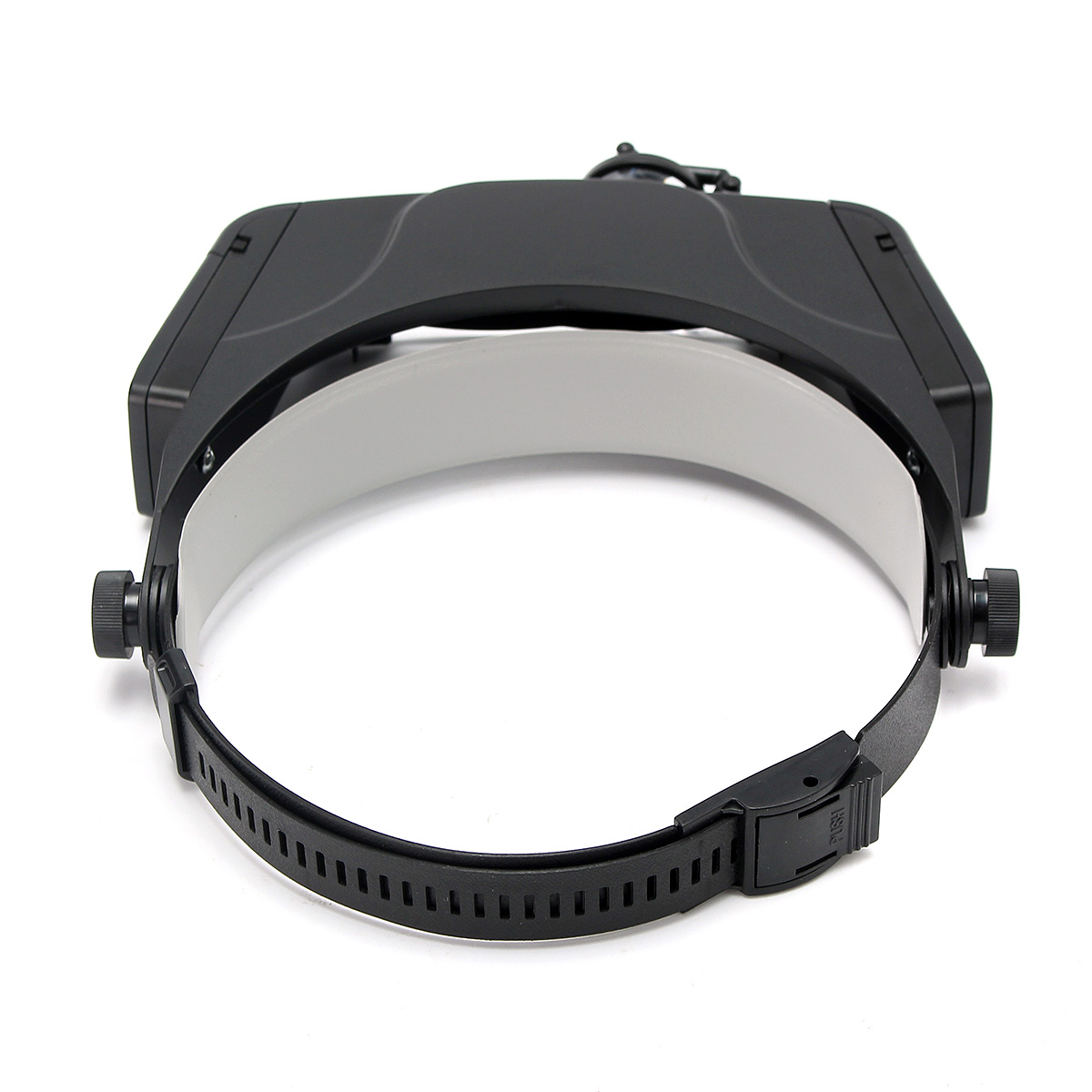 Head Wearing Repairing Magnifier Head Band Loupe Magnifying Glass with LED Light
