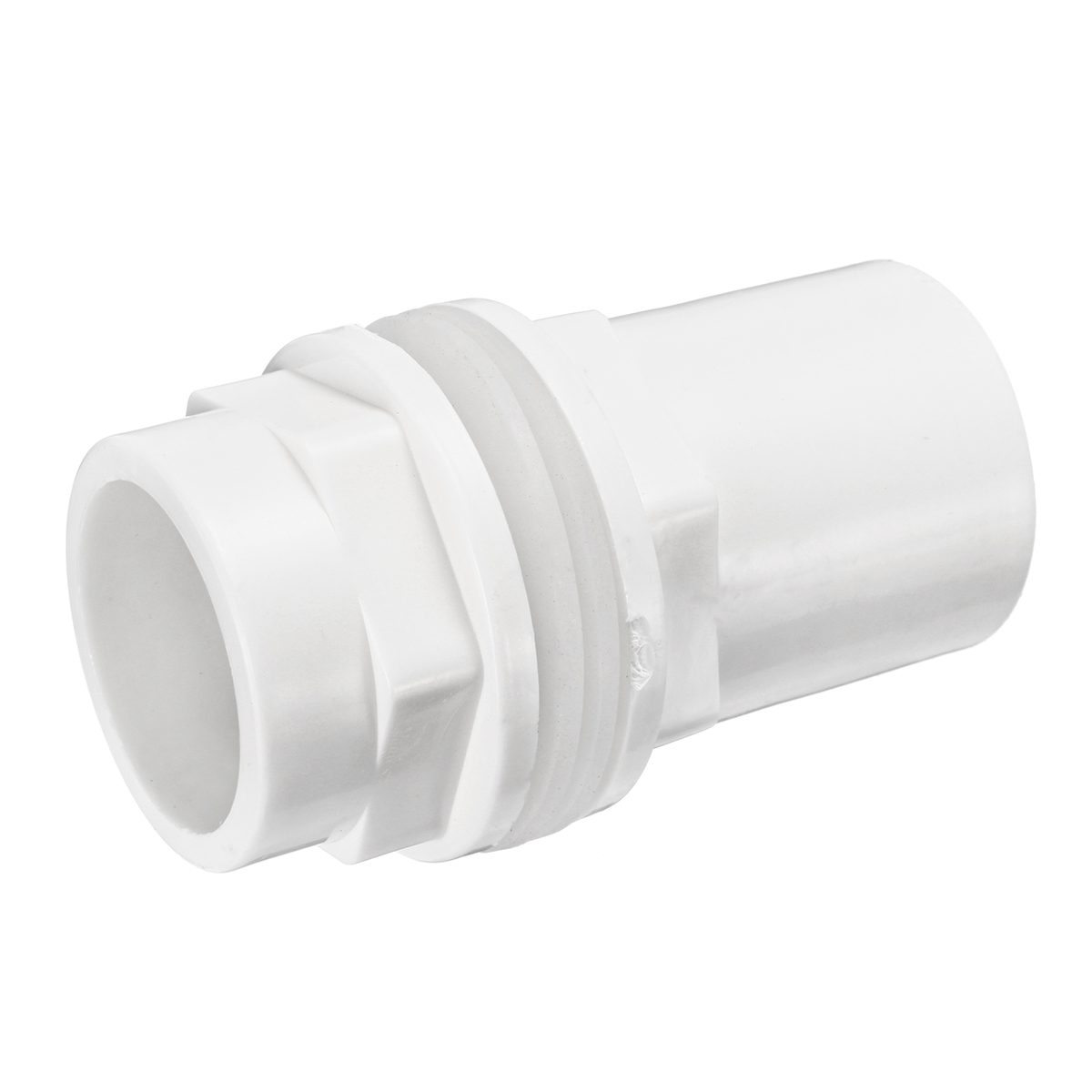 Aquarium Fish Tank Waterproof Pipe Joint Straight Tube Fitting Water Hose Pipe Connectors