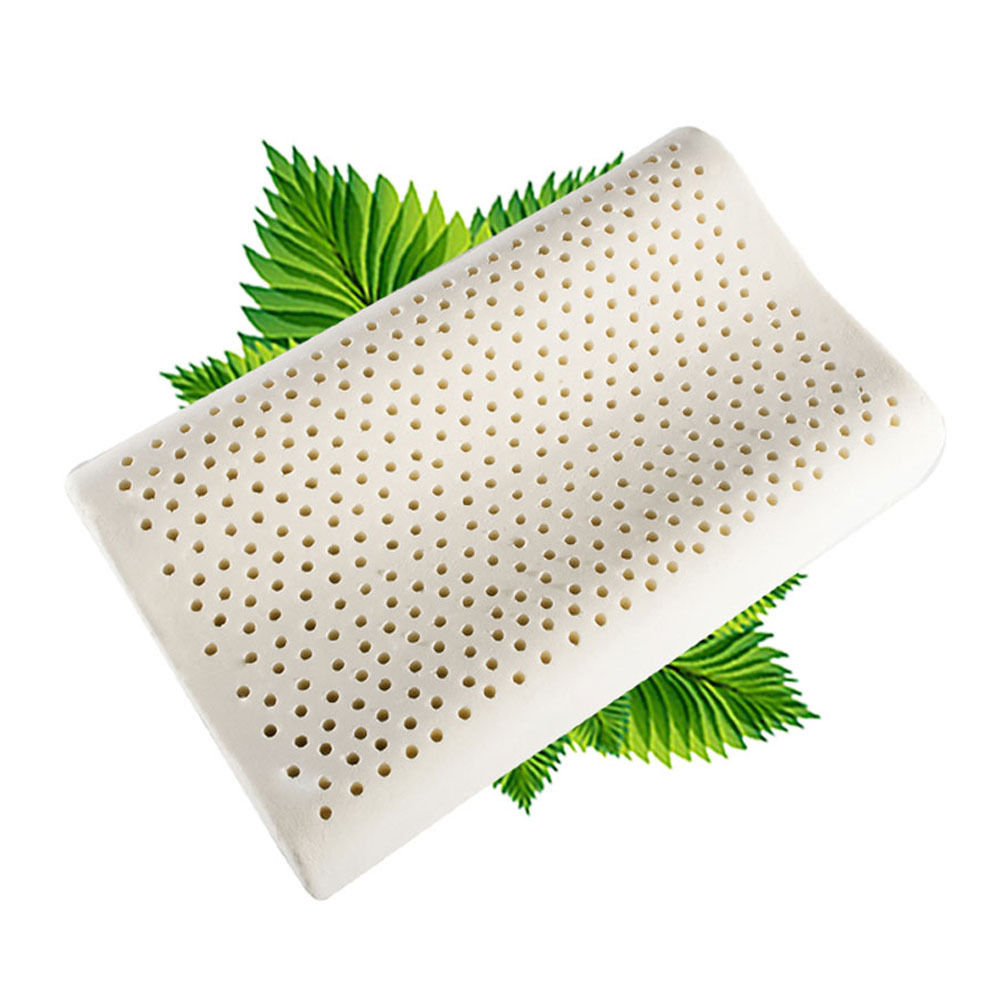 Ventry Space Natural Latex Foam Cotton Memory Pillow
