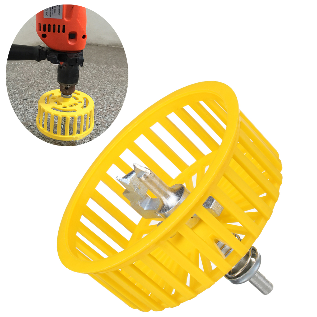 20-100mm Adjustable Tile Hole Opener Carbide Hole Saw Cutter With Cover