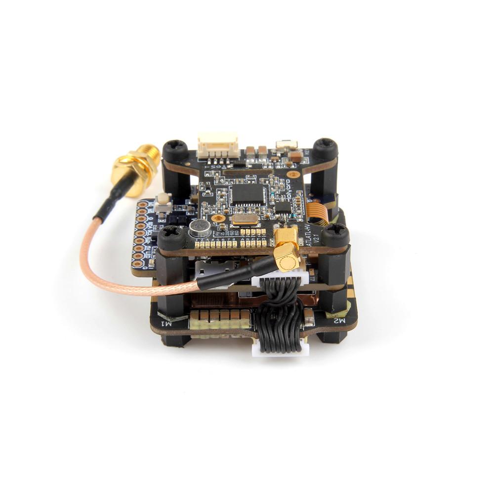 Holybro Kakute F7 Flight Controller+Atlalt HV V2 FPV Transmitter+Tekko32 35A 4 In 1 ESC for RC Drone - Photo: 7