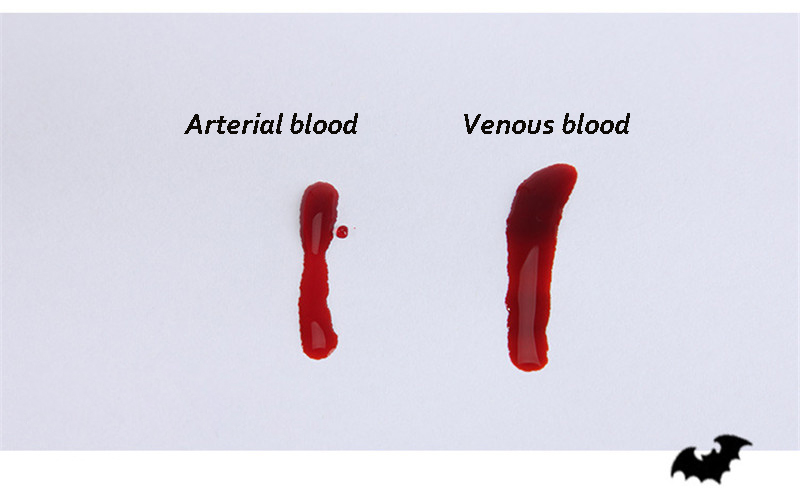 Halloween Cos Ultra-realistic Fake Blood Simulation Human Vampire Human Hematopoietic Party Props Vomiting Edible Pulp