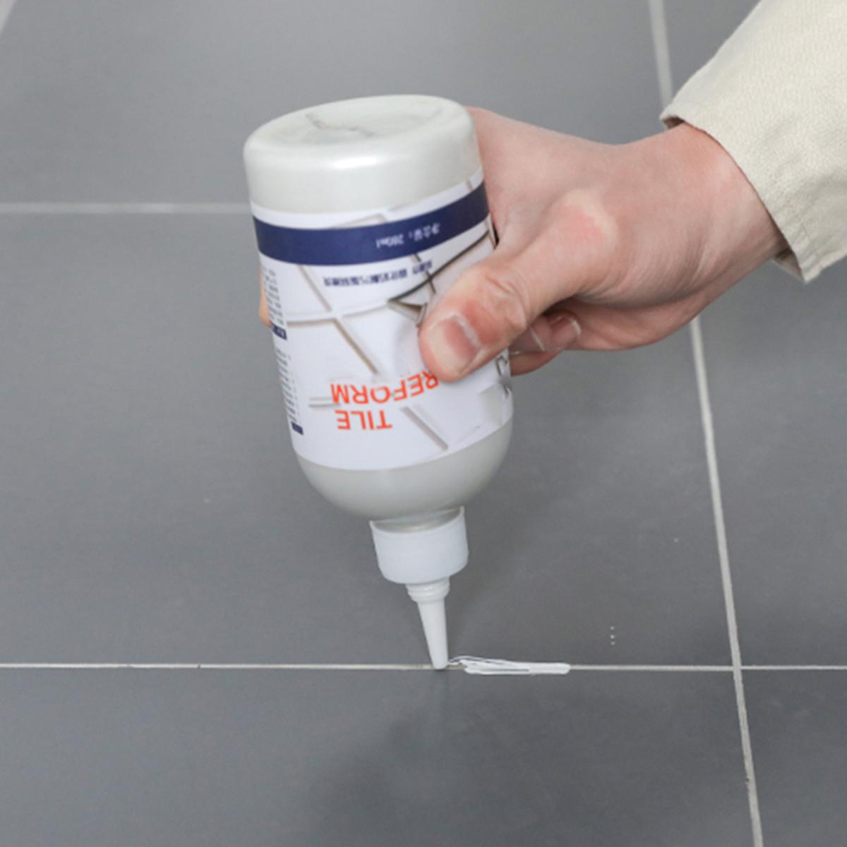 280ml Floor Tile Special Tool Repair Agent Gaps Filling Agent White