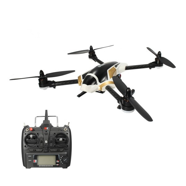 XK X251 With Brushless Motor 3D 6G Mode RC Drone Quadcopter RTF