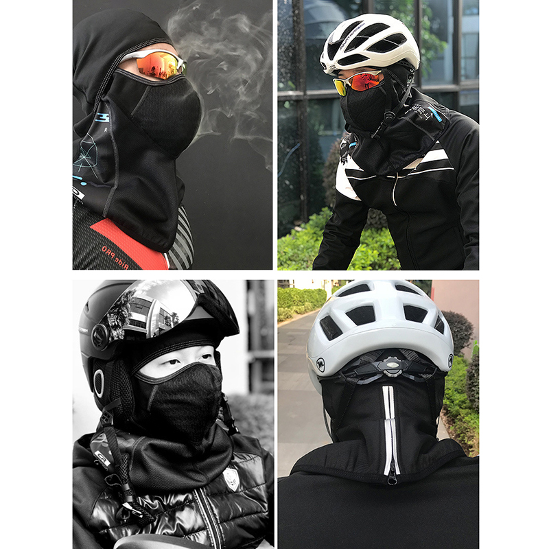 Unisex Outdoor Sport Windproof Protective Face Mask Hat