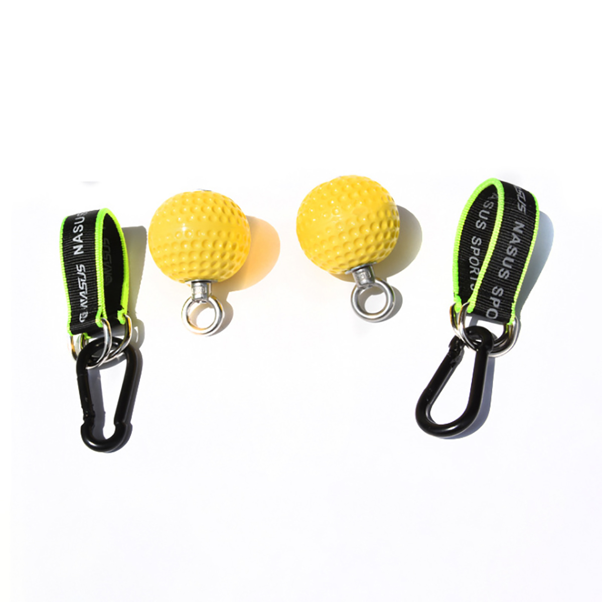 Body-Solid Cannonball Grip Balls Attach to pull up bar