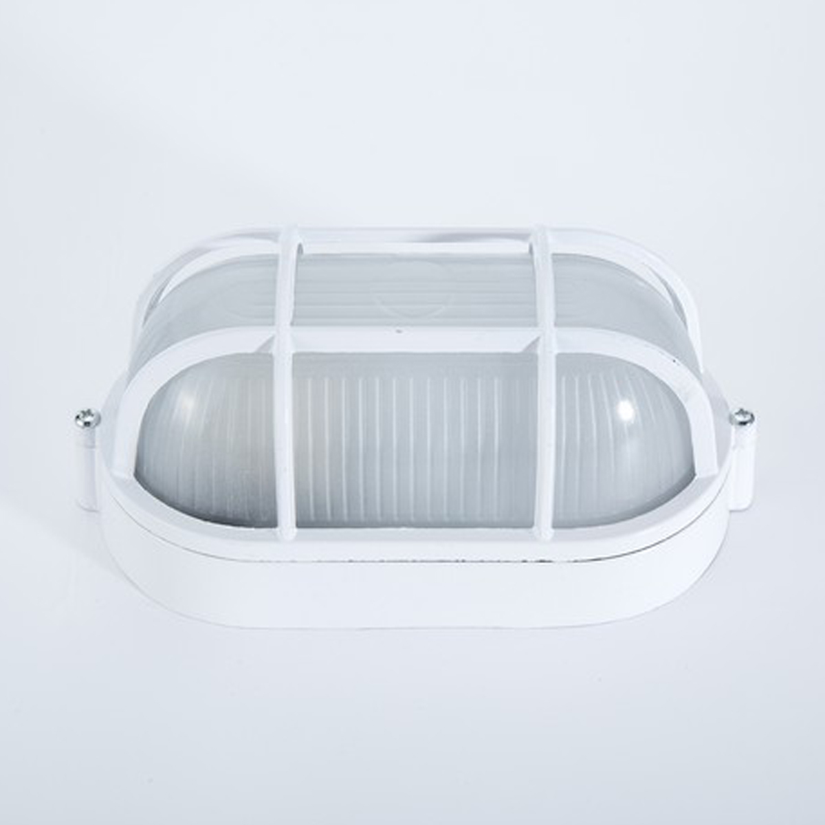 Oval Round Explosion Proof Vapor-proof Sauna Steam Room Light Lampshade Guard Accessory