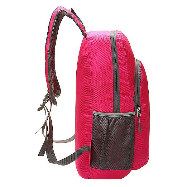 Women Men Multifunction Waterproof Light Weight Nylon Outdooors Sport Folding Backpack 6 Color
