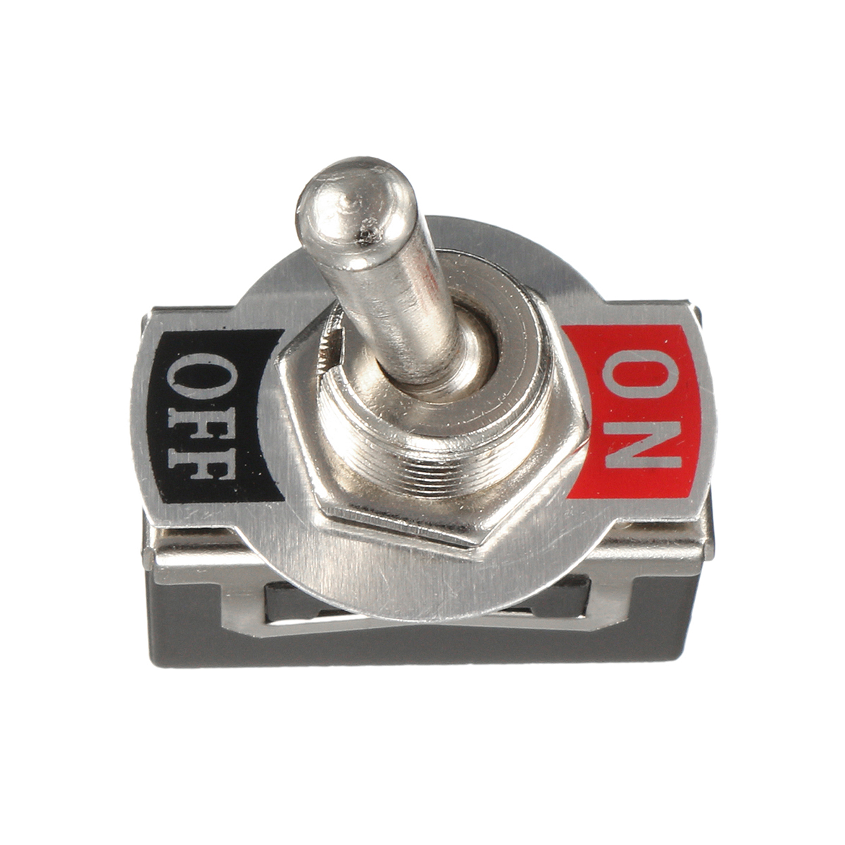 Excellway® 12V Heavy Duty Toggle Switch Flick ON/OFF Boat Light Switch Spst With Waterproof Cover