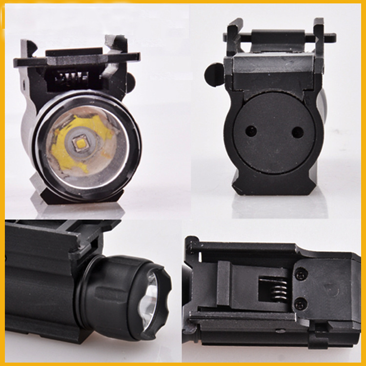 Micolite MGL-005 R3 250Lumens 2Modes Dimming Hang type Dot Aiming Flash Light with Handheld