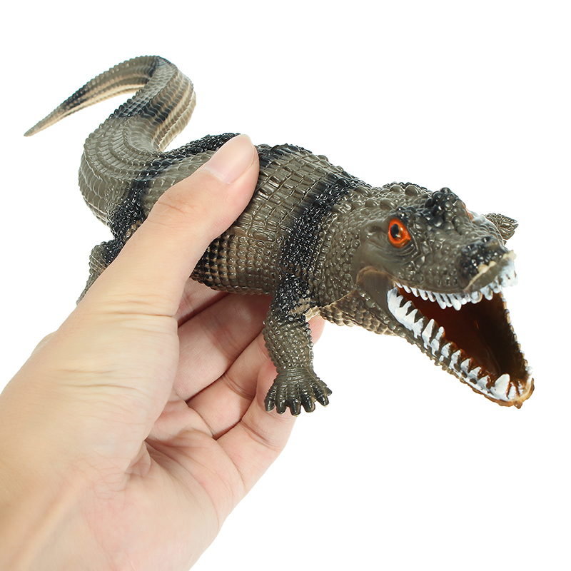 Little crocodile Squishy Squeeze Funny Healing Toys Kawaii Stress Reliever Gift