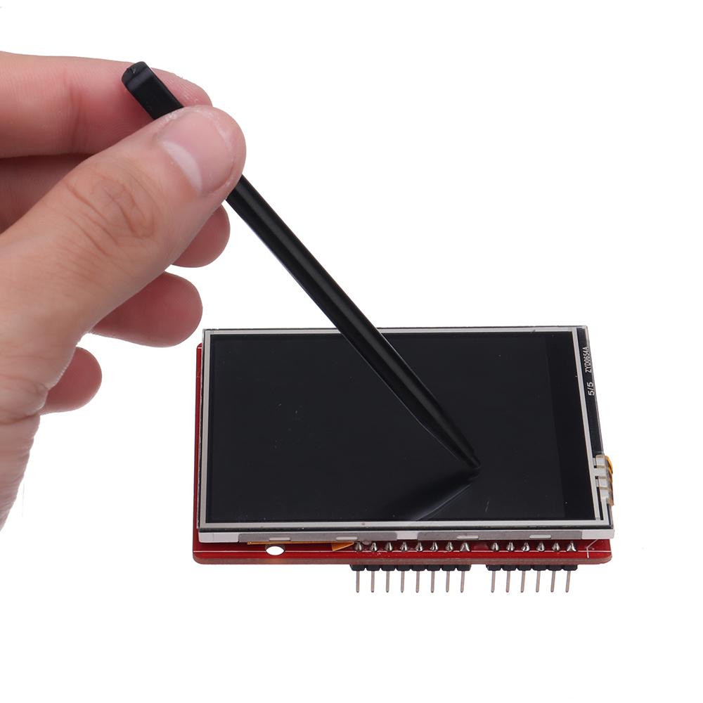 OPEN-SMART 2.8 Inch TFT RM68090 Touch LCD Screen Display Shield On Board Temperature Sensor+Touch Pen For Arduino UNO R3/Mega2560/Leonardo