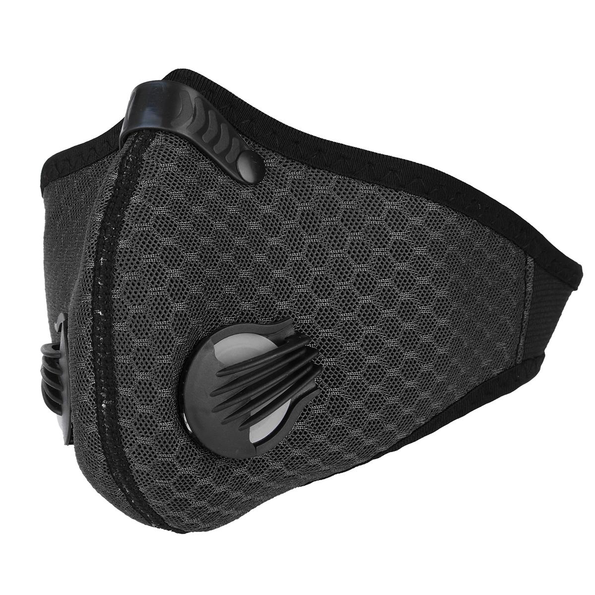 BIKIGHT Anti-haze Mask Mouth-Muffle Dust Mask Bicycle Sports Protect