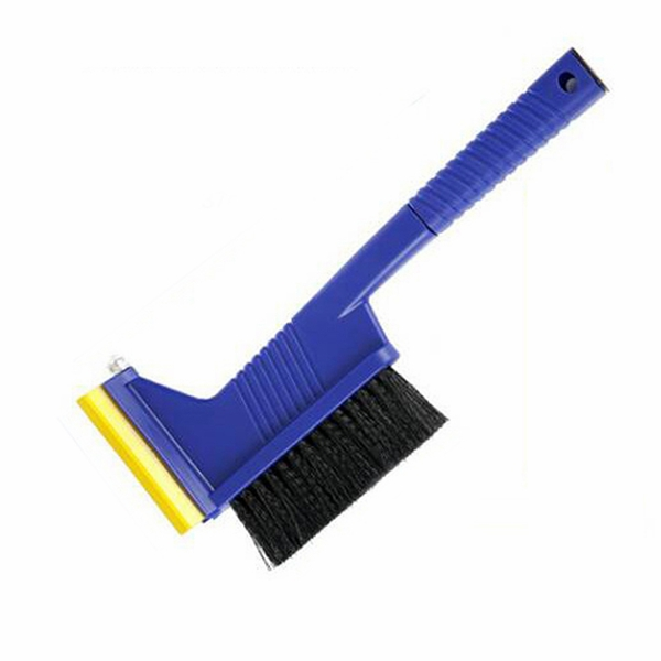 Blue Auto Vehicle Multifunction Snow Ice Scraper Snow Shovel Snow Removal Brush