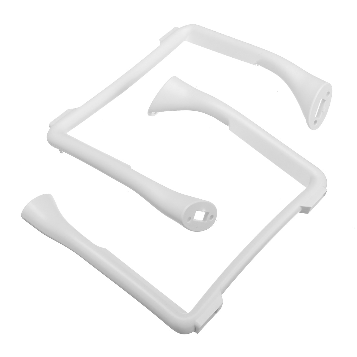 Body Shell Top Bottom Cover Landing Gear RC Quadcopter Parts For DJI Phantom 3 Pro/Advanced Drone