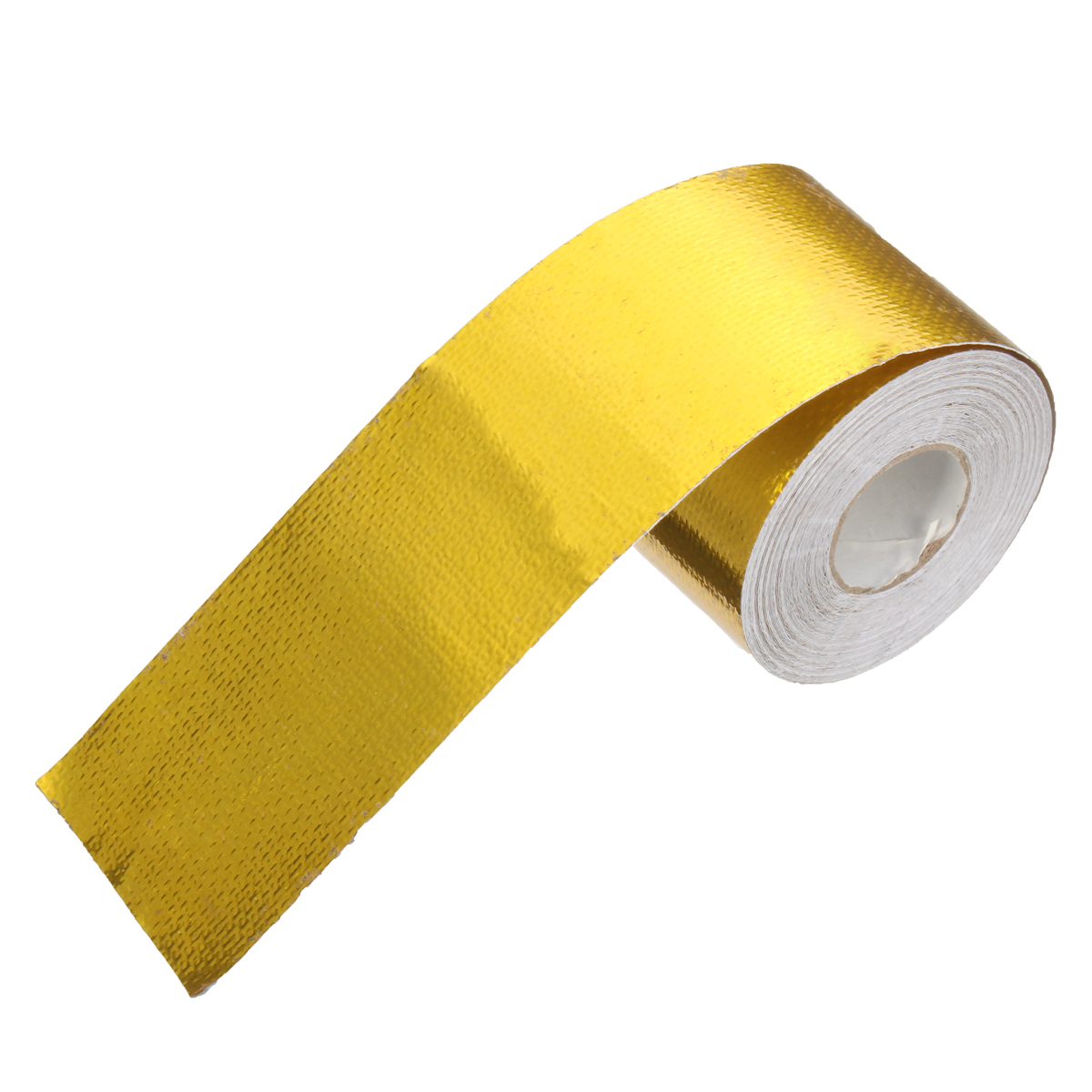 5x900CM Aluminium Foil Thermal Reflective Heat Shield Wrap Barrier Cooling Tape