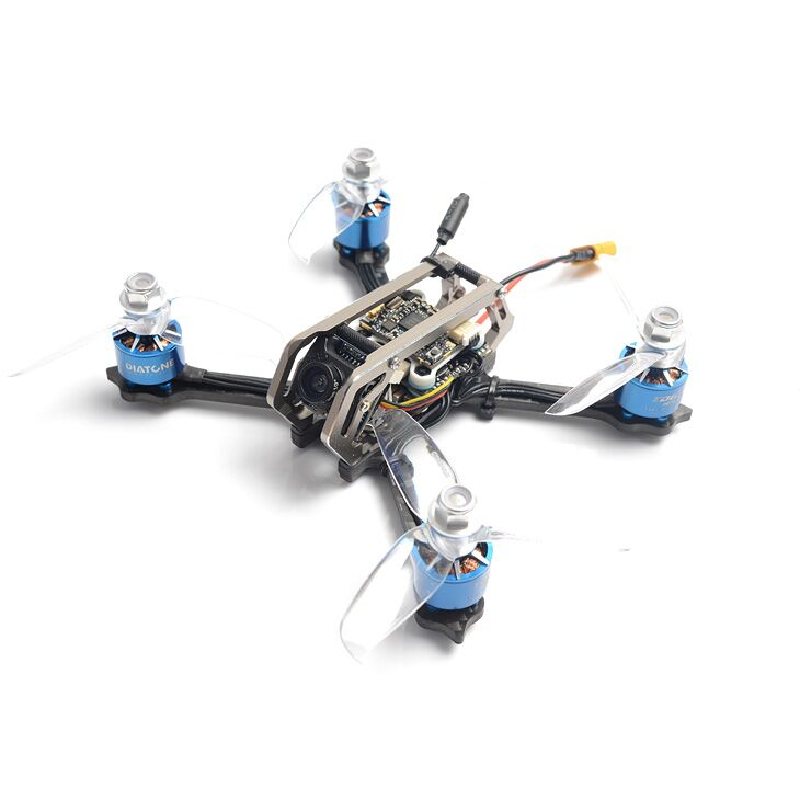Diatone 2018 GT-M3 Normal X 130mm RC Drone FPV Racing F4 OSD TBS VTX Runcam Micro Swift Cam 25A PNP