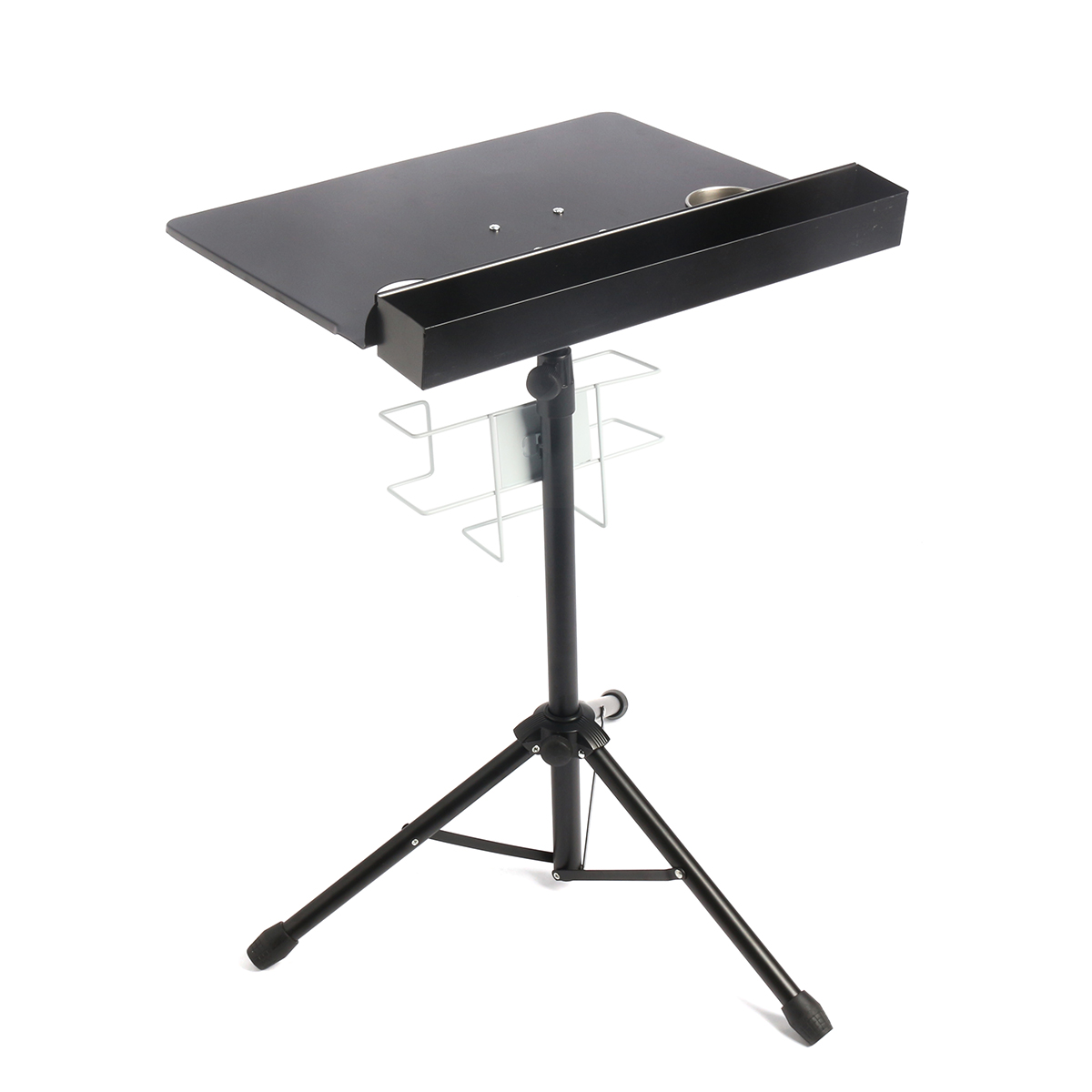 Portable Tattoo Work Station Compact Stand Adjustable D