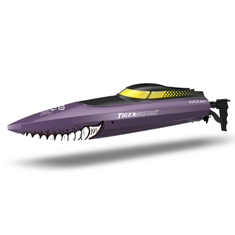 HR iOCEAN 1 2.4G High Speed Electric RC Boat Vehicle Models Toy 25km/h - Photo: 11