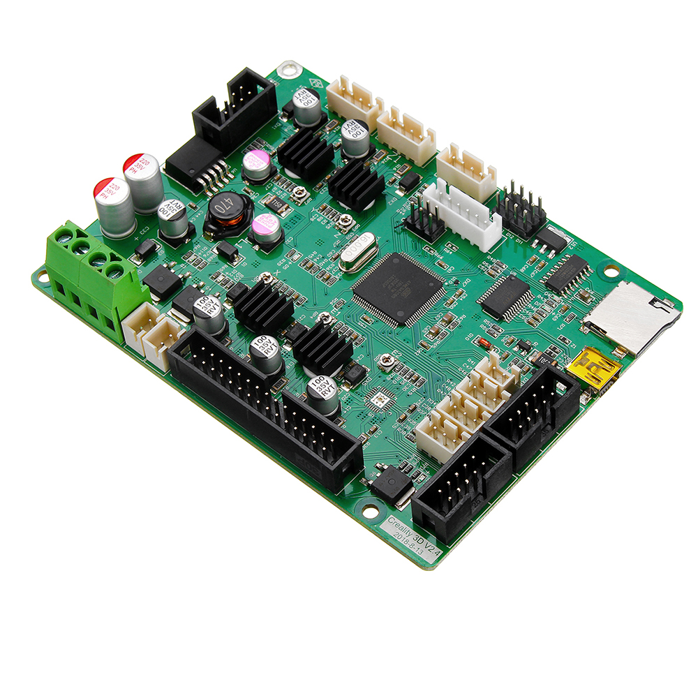 Creality 3D® Upgraded V2.4 Mainboard Firmware Flashed Well For CR-10S PRO 3D Printer